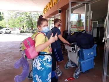 2- Starting at Kilimanjaro Airport near Arusha